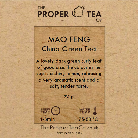 Mao Feng China Green Tea