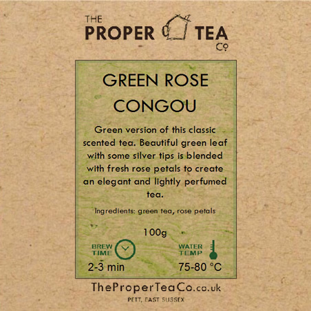 Green Rose Congou