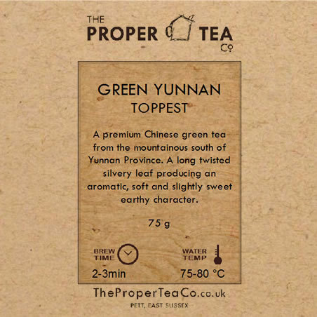 Green Yunnan - Toppest
