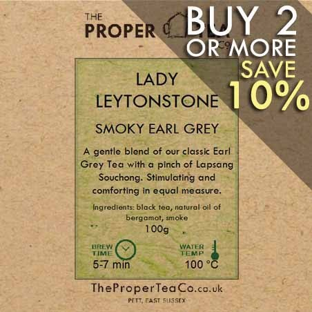 Lady Leytonstone - Smoky Earl Grey