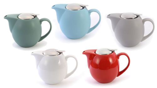 900ml Porcelain Teapot & Infuser