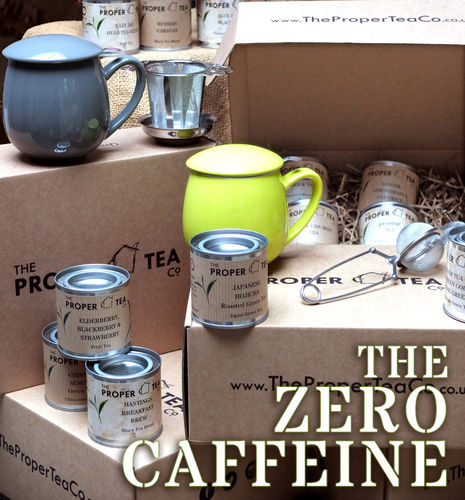 Zero Caffeine Gift Box Selection