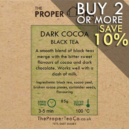 Dark Cocoa Black Tea